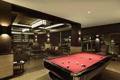Pool table at Seho Lounge