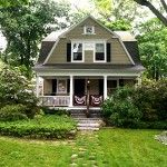 Lovely historic 1903 Dutch Colonial for sale  406 North Benson Rd., Fairfield, CT