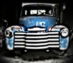 Old truck Memphis TN.