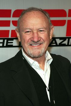 Gene Hackman    This Academy Award winner was in the U.S. Marine Corps as a field radio operator. Also known to be extremely nice!
