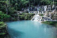 Cascadas de Villa Luz Tapijulapa, Tabasco. Mexico