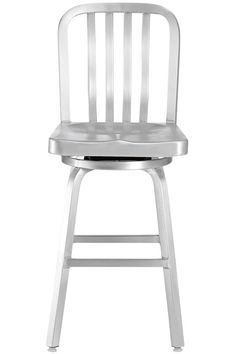 $152  Swivel Sandra Counter Stool (available in navy and red too)