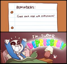 Hello, I'm Skipper and i like ladybugs. I draw tons. Gravity Falls | Undertale Have a Great Day,...