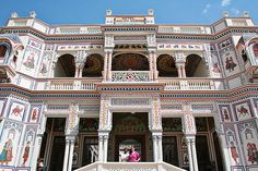 Mandawa – the Open Art Gallery of Rajasthan