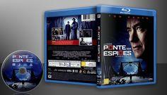 Ponte Dos Espiões (Blu-Ray) Oficial - Capa   VITRINE - Galeria De Capas - Designer Covers Custom   Capas & Labels Customizados