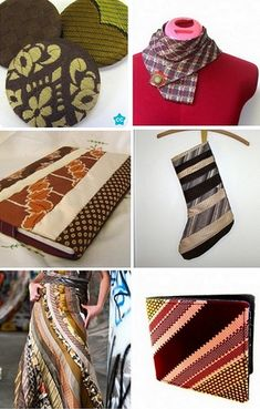 necktie crafts | necktie crafts! | Flickr - Photo Sharing!