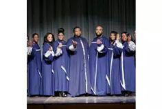 New York Gospel Stars (Hamburg) in de Michaelis Kirche, 7 februari 2015