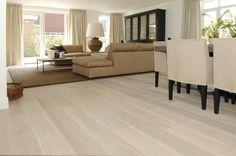 Laminaat vloer eiken gerookt wit voor €14,95 de trend van 2016 is een laminaat met een mooie houten vloer uitstraling.
