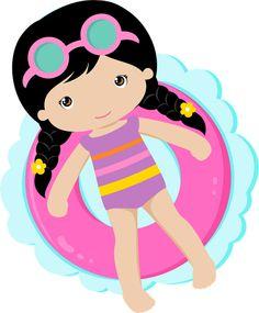 SCRAP PISCINA - Carmen Ortega - Álbuns da web do Picasa Summer Parties, Summer Fun, Beach Clipart, Summer Clipart, Illustration, Barn Quilts, Crib Quilts, Summer Crafts, Colouring Pages