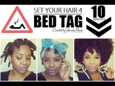 Lets show struggling naturals and natural curious sistas that it doesnt take as much maintenance and styling as they think. Lets show them we can set our hair for bed in just under 10 minutes to have big beautiful curls in the morning! I tag all of you to take this challenge!  RULES  1 It has to be 5 or more twists, bantus, braids, etc. 2 No ...