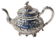English Teapot, C. 1860
