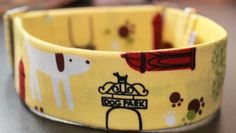 Fun dog collars - MeggieMoo - special things for special dogs