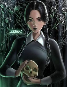 Wednesday Adams, Addams Family Wednesday, Ted Cassidy, Morticia And Gomez Addams, Daphne And Velma, Carolyn Jones, Adams Family, Facebook Profile Picture, Wednesday Addams