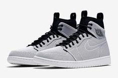 Sneakers Air Jordan 1 retro ultra high blanches #sneakers #nike #airjordan