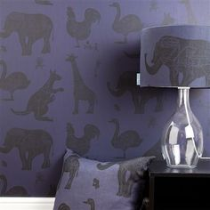 Paperboy Wallpaper How It Works - Purple