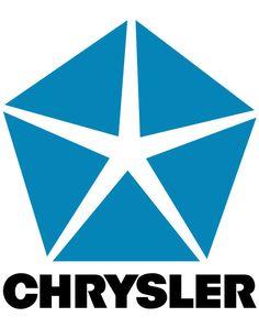 chrysler pentastar old2 logo