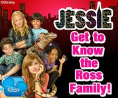 jessie disney channel   alright, i admit it, i'm addicted to a disney kids show. :)