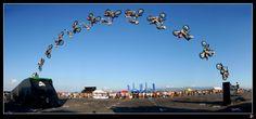 Backflip - Motocross