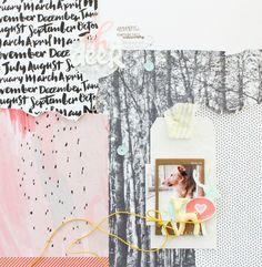 Ich liebe es, Scrapbooking Magazine durchzublättern. Egal, ob aus Papier oder digital – Inspirationen findet man überall. So auch in der neuen Ausgabe des Jot Magazins, in dem ich ebenfalls vertreten bin. Endlich konnte ich mein kleines gelbes Rentier von Studio Calico verarbeiten ;-) denn eins der Themen war: Hello Deer! Mein Titel ist ein Wortspiel.. …