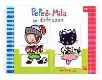 Pepe & Mila se disfrazan.Divertidas combinaciones con disfraces. Búscalo en http://absys.asturias.es/cgi-abnet_Bast/abnetop?ACC=DOSEARCH&xsqf01=pepe+mila+disfrazan+yayo+kawamura