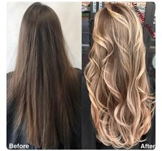 Are you going to balayage hair for the first time and know nothing about this technique? We've gathered everything you need to know about balayage, check! Balayage Blond, Hair Color Balayage, Blonde Highlights, Ombre Hair, Bayalage, Blonde Ombre, Guy Tang Balayage, Baylage Blonde, Haircolor