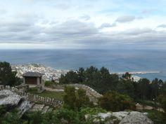 Monte Castelo, Burela, Espana
