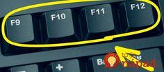 Sai a cosa servono i tasti sulla tastiera del computer? Computer Shop, Gaming Computer, Computer Keyboard, Microsoft Word, Computer Shortcut Keys, Tech Sites, Android Pc, Desktop Computers, Problem Solving