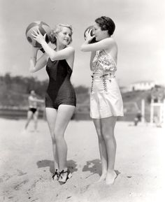 1930's Swimsuits