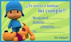 Your son has probably seen more than one video of the Pocoyo children's series in … – Adele Pins Zombie Party, First Video, Ideas Para Fiestas, Halloween 2016, Holidays And Events, Best Part Of Me, Event Planning, Party Themes, Party Ideas