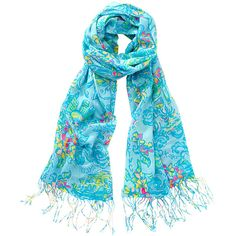 Murfee Scarf Nashville ($118) ❤ liked on Polyvore featuring accessories and scarves