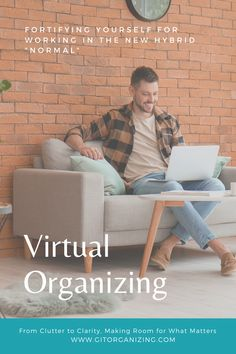 Today, I want to talk about Virtual Organizing. What exactly is it? How does Virtual Organizing work? What are the benefits? Your virtual organizer helps you identify, plan, and resource all aspects of the organizational journey – you get the same coaching and support you'd get if we were side-by-side. The only difference is that you're choosing to do the physical work yourself, but you're fortifying yourself with the advice and support from an expert. Office Organization Tips, Organizing Tips, Physics, Coaching, Journey, Advice, How To Plan, Training, Tips