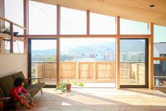 HAG /スキップハウス Windows, House, Home, Homes, Ramen, Houses, Window