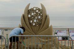 Revere Beach Sand Sculpture 2014 | Flickr - Photo Sharing!