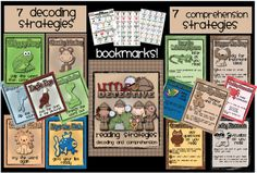 Be a Reading Detective! Decoding and comprehension strategies