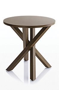 Twist Table | Crate and Barrel