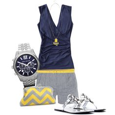 Navy by karalexislv on Polyvore