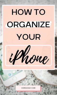 Learn how to organize your cell phone. Digital organization is now as important as any other organization! 8 easy ways to start and keep your iPhone organized. … Read More 8 Ways To Organize Your Phone Planner Organization, Office Organization, Iphone Information, Iphone Life Hacks, College Life Hacks, New Technology Gadgets, Making A Vision Board, Computer Basics, How To Better Yourself