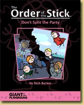 Order of the Stick: Book 4 - Don't Split the Party
