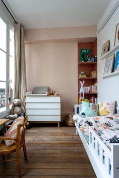 Appartement Paris 3 : finitions, déco et rangements sur mesure - Côté Maison