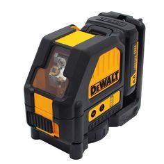 DEWALT 12-Volt MAX Lithium-Ion Red Cross Line Laser Level