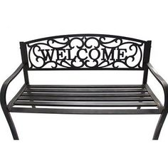 Classic-Cushion-Bench-Porch-Yard-Outdoor-Garden-Home-Seat-2Persons-Comfort-Relax