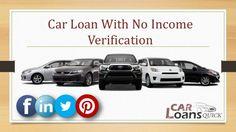 no income verification auto loan