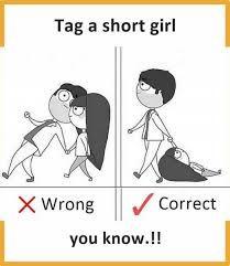 short girlfriend memes