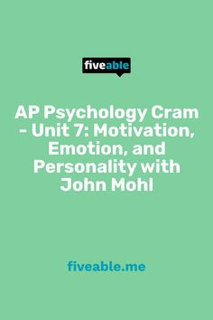 Ap Psychology, College Board, Physics, Personality, Study, The Unit, Science, Christian, Education