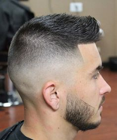 Mens Faded Haircuts 2016
