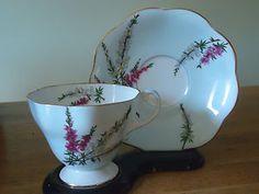Vintage~~ Foley Bone China~ Teacup and Saucer