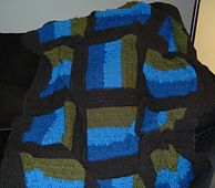 Ravelry: Cozy Afghan, Oregon Style pattern by Diane Wright