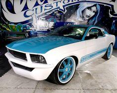 West Coast Customs Mustang