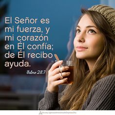Salmo 28-7
