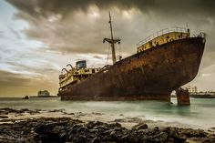 El Barco | The Ship